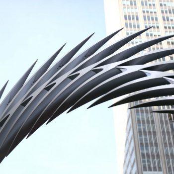 SantiagoCalatravaSculpture